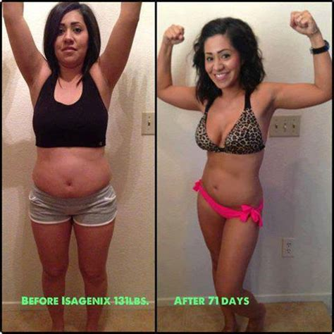 Transitions Weight Loss Program Detox by Isagenix Transformations Abundant Energy