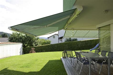 External Awnings by Folding Arm Awnings Retractable Blinds And Awnings Custom Made