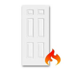 Chicago Kitchen Designers steel 6 panel fire rated doors craftwood products for