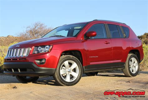 2014 Jeep Compass Review Review 2014 Jeep Compass Latitude Road