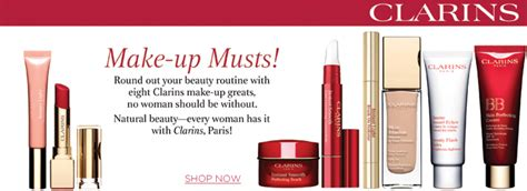 Clarins Makeup clarins products clarins gift set