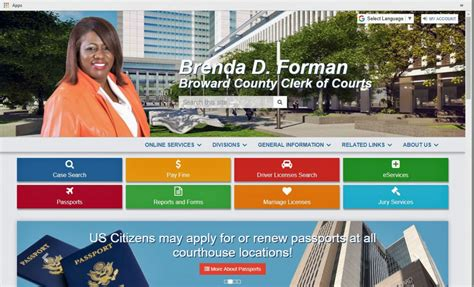 17th Judicial Circuit Broward County Search Broward County Clerk Of Courts New Website Seventeenth
