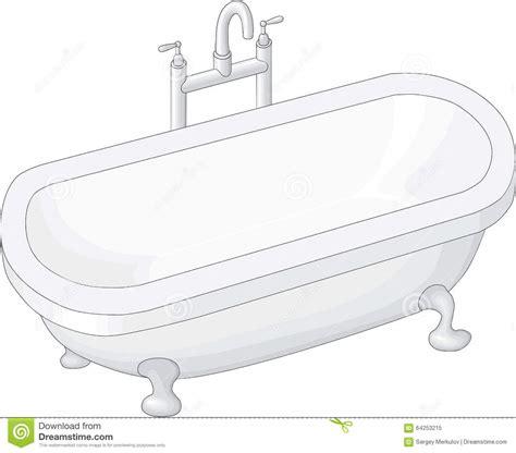 bathtub illustration bathtub stock illustration image 64253215