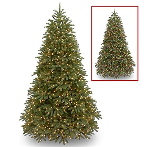 buy national tree company 10 foot pre lit feel real jersey