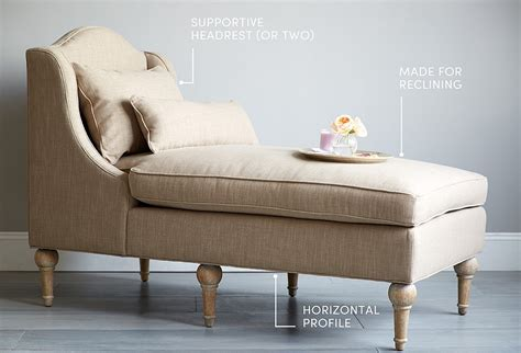 how to say chaise design icon chaise longue one kings lane