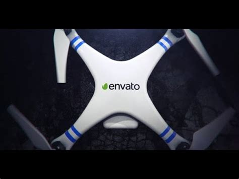 Drone Reveal After Effects Template Youtube After Effects Drone Template