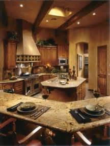 Rustic Country Kitchen Design Warm And Rustic Country Kitchen Facebook Pinterest