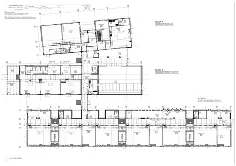 architecture school floor plan gallery of sandal magna community primary school sarah