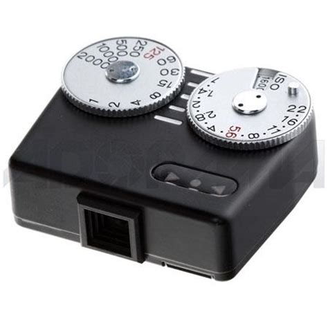 shoe light meter voigtlander vc meter ii shoe mounted light meter black ad104b