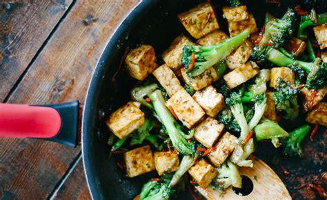 simple tofu stir fry sincerely katerina