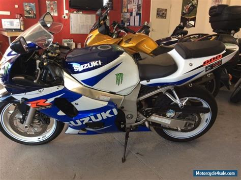 Suzuki Gsxr 600 Sale 2002 Suzuki Gsxr 600 K1 For Sale In United Kingdom