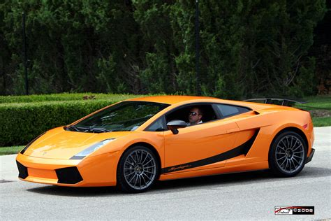 Lamborghini 2007 Gallardo 2007 Lamborghini Gallardo Superleggera Related Infomation