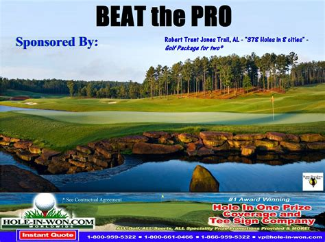 pin  hole  woncom golf hole   insurance