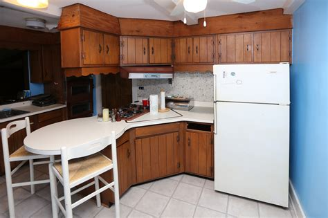ugly kitchen cabinets ugly kitchen contest winner before after photos seigles