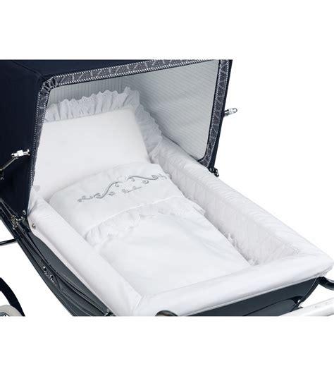 Pram Bedding Set Silver Cross Balmoral Classic Pram Bedding Set