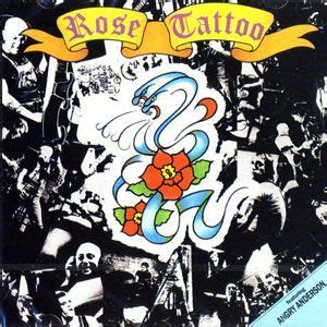 rose tattoo rock n roll outlaw cd 1981 hard rock and