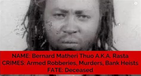 7 Most Infamous Criminals In History by 10 Most Notorious Criminals In Kenya S History Trending