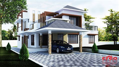 www home contemporary home design 2934 sq feet home pictures
