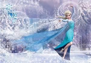 elsa disney character frozen blue bedroom decor room wall fototapete disney frozen schlittschuhlaufen walltastic
