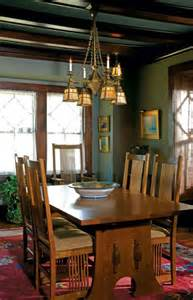 craftsman style dining room table 237 best craftsman dining rooms images on pinterest