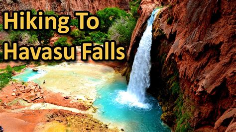 how to get a to how to get to havasu falls by hiking