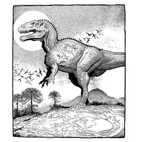 Dinosaurs Coloring Book Thinkgeek