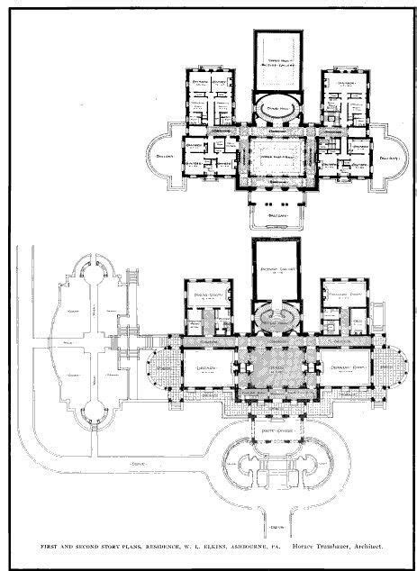 manor floor plans elstowe manor floor plans gilded era mansion floor plans