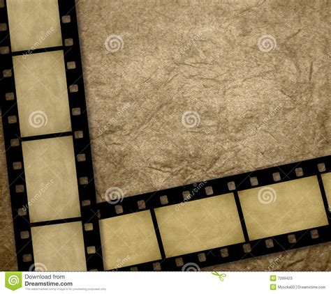 film paper film stripes on grungy paper stock photos image 7099423