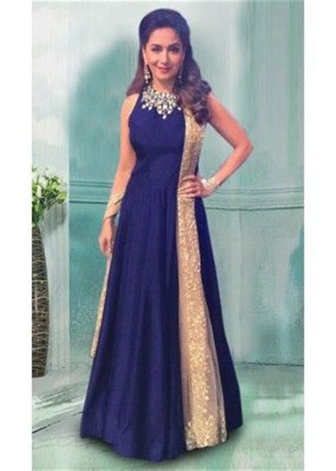 designer bollywood replica suits madhuri dixit in ludhiana classifieds bollywood replica madhuri dixit in blue gown 70779