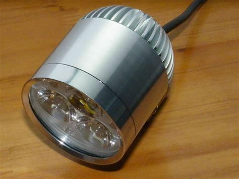 Led Hid Motor 600lm 12v high power led hid spot light for motor bike car