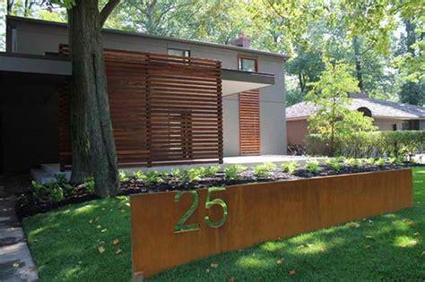 Nomor Rumah Ukir 9 inspirasi desain nomor rumah yang tidak pasaran