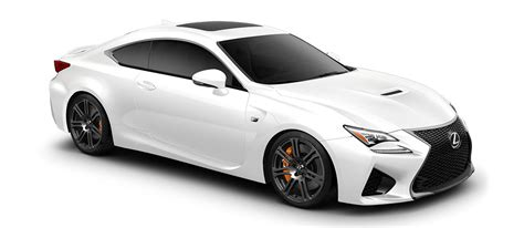 2017 lexus isf white find out what the lexus rcf has to offer available today