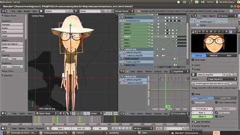 blender tutorial for animation anima 231 227 o 2d com blender parte ii 2d animation with