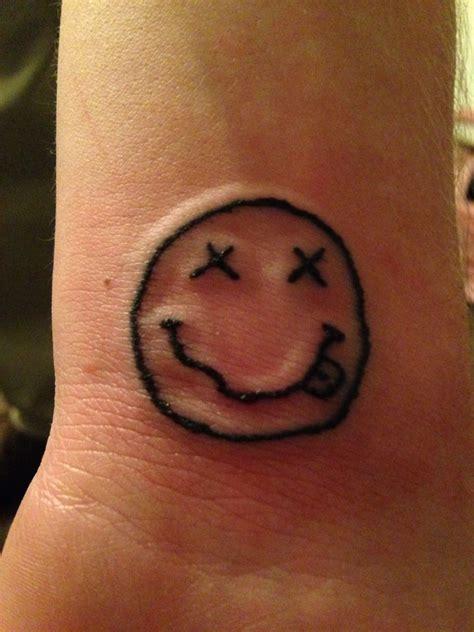 nirvana tattoo nirvana tattoo tattoo styles cute tattoos