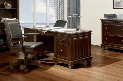 downton executive desk solid wood office furniture
