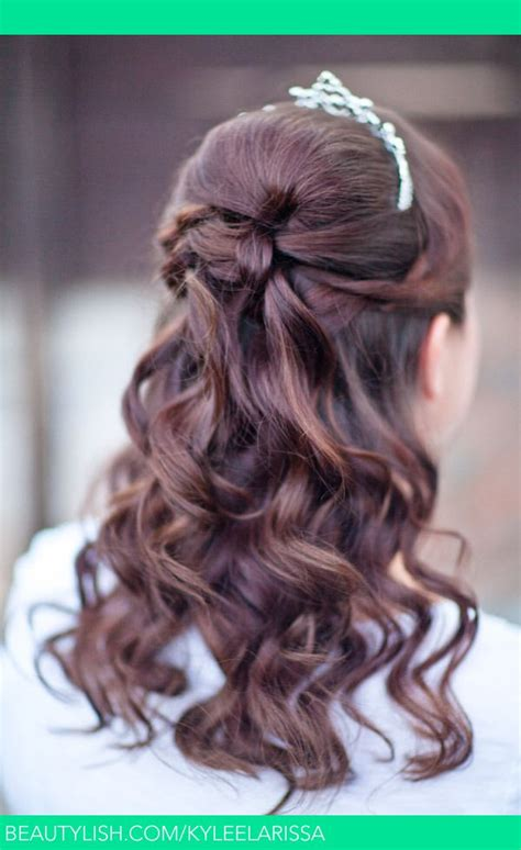 hairdos for girl for father daughter dance 17 best images about daddy daughter dance hairstyles on