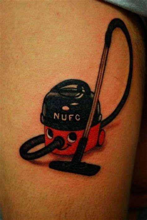 henry the hoover tattoo tattoo pinterest hoovers