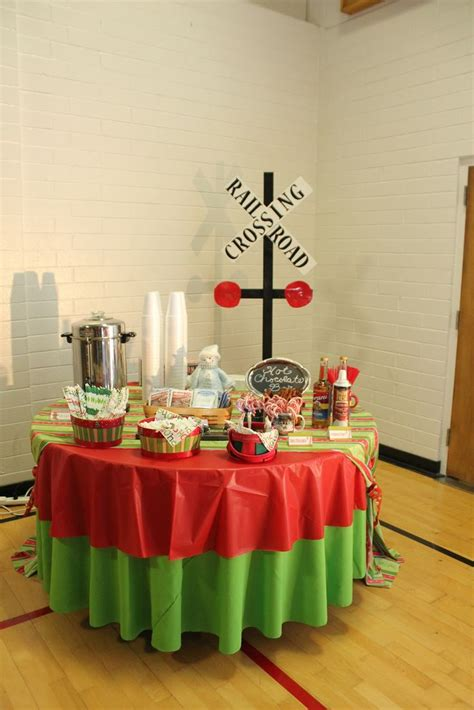 62 best images about polar express party on pinterest