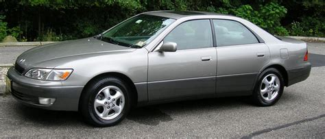 1998 lexus es 300 information and photos zombiedrive