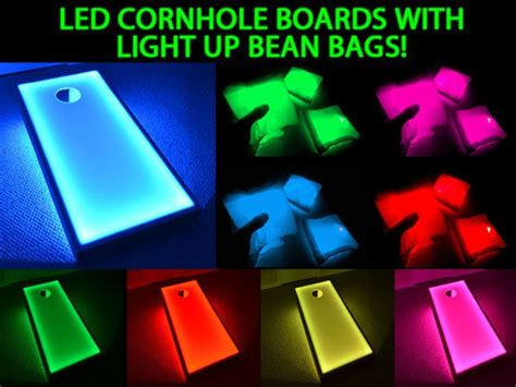 light up corn board hole sets 17 ideas about boards on pinterest