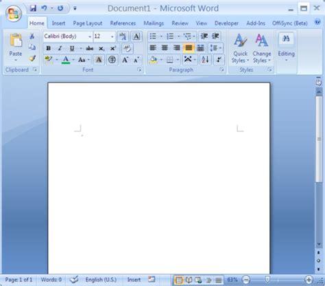 Microsoft Word 2010 Microsoft Word
