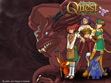 Quest Wallpaper
