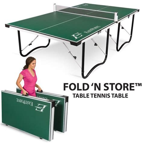 table tennis store eastpoint sports 15mm fold n store table tennis table 1