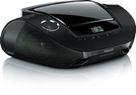 Cd Philips Soundmachine Az 1837 philips portable cd soundmachine fm am radio black usb