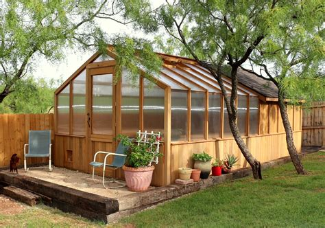 greenhouse kits  cedar built