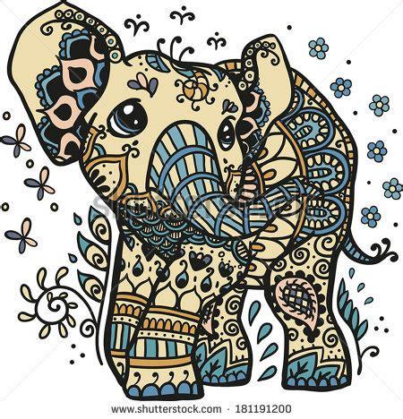 Abstract Gajah Mada vector images illustrations and cliparts vector