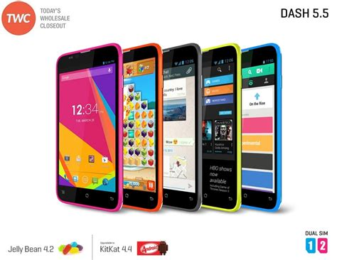 wholesale brand  blu dash  da blue  gsm