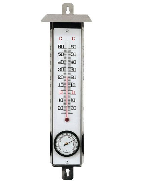 casa termometro term 211 metro exterior inox casa favais