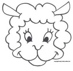 free coloring pages of donkey mask