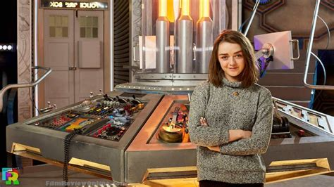 doctor who season 2015 doctor who series 9 who is maisie williams playing
